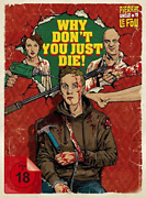 Sokolovkirill-why Dont You Just Die-limited Edition Me Uk Import Blu-ray New