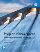 Jeffrey K Pinto-project Management Achieving Competitive A Uk Import Book New