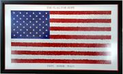 The Flag For Hope Limited Edition Museum-grade Replica 238/2000