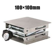 Stainless Steel Lift Table Router Woodworking Lab Base Stand Rack Workshop Parts