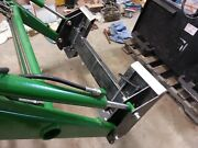 John Deere 70/70a Series Loader To Skid Steer Quick Hitch