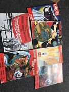 Lot Of 6 Ringling Bros. And Barnum And Bailey Circus Magazine And Program