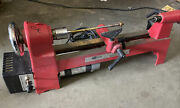 """Mini Wood Lathe 12"""", 1/4 Hp Dc With Variable Speed. Psi Carba-tec Cml4se"""