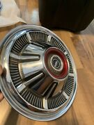 1 Vintage 66 67 68 Galaxie Ford 67-77 F100 Pickup Truck Bronco Hubcaps