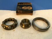 New L And S Front Wheel Outer Bearing 909073 1958-61 Buick Cadillac And More