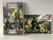 Guns Gore And Cannoli 1 + 2 Nintendo Switchsealed Strictly Limited. 2197/2500