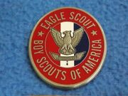 Boy Scouts Of America Eagle Scout Bsa Engravable 2and039 Challenge Coin