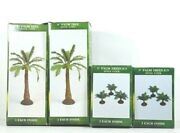 Forma Vitrum Vitreville Collection 3 Palm 17570 And 6 Palm 17571 2 Boxes Of Each