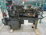 Brown And Sharpe No.2 Wire Feed Screw Machine1 1 1/4 W/6station Turret 220v 3ph