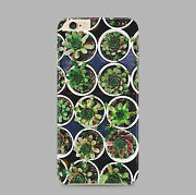 Plant Pot Green Nature Phone Case Cover