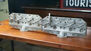 1936 - 1937 Cord Automobile V8 Aluminum Cylinder Heads - Supercharged