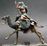 Egyptian Warrior On A Camel Tin Painted Toy Soldier Pre-sale   Collectible