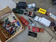 🔥 Lot Of Metal Collectible Classic Cars Coca Cola Chevron Vehicles Parts Toys