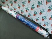 Vintage Contact Paper Potted Herb Garden Plants Decor 28 Feet