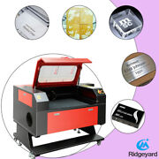 100w Co2 Laser Engraving Machine 700500mm Engraver Cutter Usb Electric Lifting