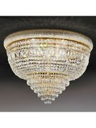 Ceiling From Ceiling Crystal Classic 8 Lights Leo-tokyo-pl60