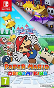 Swtich-paper Mario The Origami King Uk Import Game New