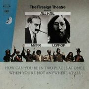 Firesign Theatre-how Can You Be In Two Places At Once When Yo Us Import Cd New