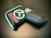 Scotty Cameron Circle T Dog Cover