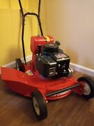Vintage Mower Nos Commercial Homelite Lawn Mower 21 Inch 5 H.p Never Used