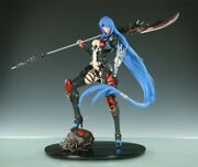 Ikki Tousen Kanu Unchou 2020 Sexy Jumpsuit Space Ver. Hand-painted Rare Look