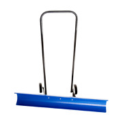 Snowcaster 80-snc/snc-80 Shovel With Wheels Snow Removal System 48 Inch Blade