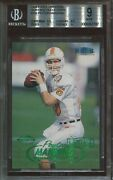 1998 Fleer Tradition Heritage Collection Peyton Manning Rk Bgs 9  045/125 Made