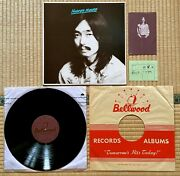 Haruomi Hosono House Ofl-10 1973 Bellwood Records 1st Pressing Spectacular Ex/nm