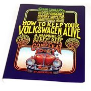 Idiot Manual, For Type 1 Vw Beetles, Dunebuggy And Vw