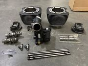 Harley Davidson 110andrdquo Screaminandrsquo Eagle Dyna Low Rider S Cylinders Pistons Cams