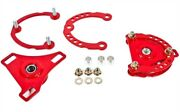 Bmr Suspension Cp001r Caster Camber Plates 2015 Mustang 1.75 Degrees Of Adjustme