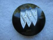 1963 Buick Riviera Wire Wheel Cover Spinner Center Medallion Emblem