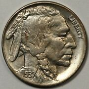 1937-s Buffalo Nickel Uncirculated See The Whole Collection At Rrc