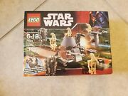 New Lego Star Wars 7654 Droids Battle Pack