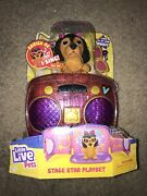 Little Live Pets Omg Pets Have Talent - Stage Star Puppy Playset New 2020 Toy