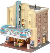 New Dept 56 The Fox Theatre Christmas In The City - Hard To Find