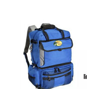 Bass Pro Shops Fishing Backpack Tackle System Tourney Special New With Tags Blue