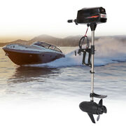 Brushless 800w Outboard Motor Engine Fishing Engine Propeller Control Us