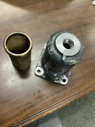 Lycoming O-320 Narrow Deck Oil Pressure Screen And Housing P/n 62815 62817