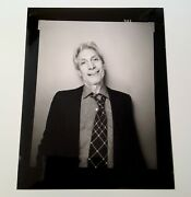 Charlie Watts   10 X 8 Inch Contact Print   The Rolling Stones   Jazz Rock