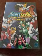 Saint Seiya Knights Of The Zodiac Sanctuary Complete Dvd Collection Brand New Ra