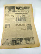 Korea Army 7th Infantry Division Bayonet Sept 14 1955 Newspaper War Dog Scouts