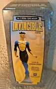 Invincible Statue The Cs Moore Studio Presents Hand Painted Limited Ed 98/1400