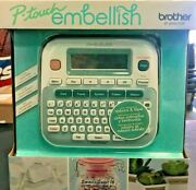 Brother P-touch Embellish Label Maker