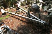 Eezzzz On Aluminum Boat Trailer Project - Pick Up In Mobile Alabama
