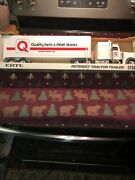 Ertl Peterbuilt Tractor Trailer Quality Farm And Fleet Store Steel In Box