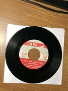 Macon Tracks 45 Dance Your Troubles Away / Lady Of The Evening 1984 Texas Rock