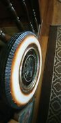 20 Inch Cadillac Tire Sign And Clock... One Of A Kind