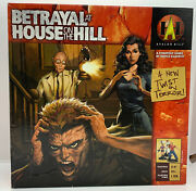Betrayal At House On The Hill 1st Edition Avalon Hill Board Game Complete