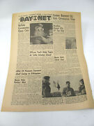 Korea Army 7th Infantry Division Bayonet January 18 1955 Newspaper Polio Fight